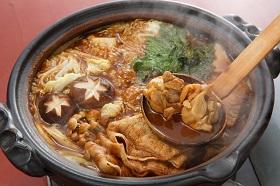 味噌鍋コース